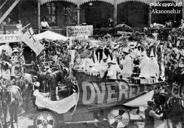 عکسونه:: تصاویری دیدنی از پایان جنگ جهانی اول_ End of first worldwar